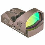 Sig Sauer Romeo1 Pro Reflex Sight 6 MOA Red Dot in FDE