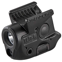 Streamlight TLR-6 Sig P365 Light & Red Laser Tactical Combo