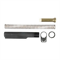 Tapco AR15 Buffer Tube Kit - Mil-Spec Buffer Tube in Black