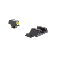 Trijicon HD Glock 42/43/43x/48 Night Sights Set Yellow Front