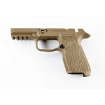 WC320 Sig P320 Compact M17 Tan Manual Safety Grip Module