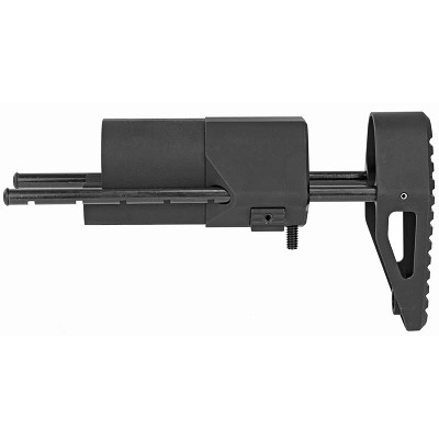 Armaspec XPDW BLK Stock - Ambi 5 Pos AR Rifle Mil-Spec Stock