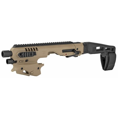 CAA MCK Glock Micro Conversion Kit in FDE 17/19/19X/22/23/31