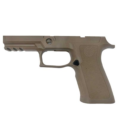 Coyote Tan X Series Carry Size Grip Module - Sig Sauer P320