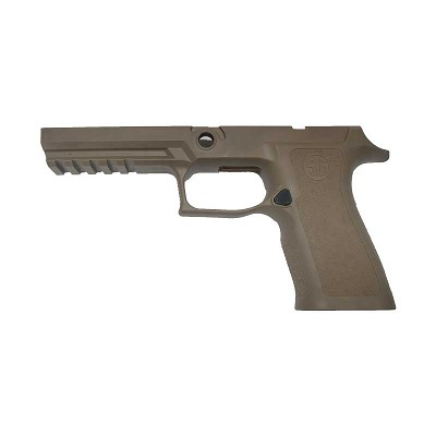 Coyote Tan X Series Full Size Grip Module - Sig Sauer P320