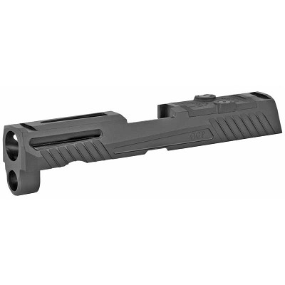 Grey Ghost Precision Sig Sauer P320 Slide - Compact 9mm Black