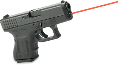 LaserMax Red Glock Guide Rod Laser for G26, 27 and 33 LMS-1161