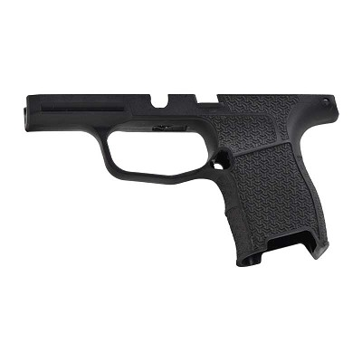MD Customs Sig P365 Tetris Laser Stippling Grip Module in Black