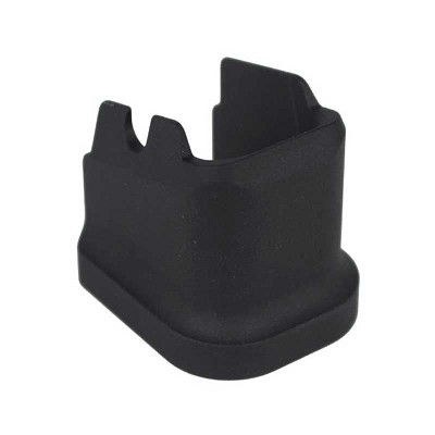 Obsidian Arms Sig P320 21rd Magazine Extended Basepad in Black