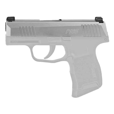 P365 Sig Sauer Factory Stainless Steel Slide w/ X-RAY3 Sights