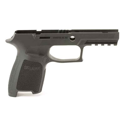 Sig P320 9/40/357 Compact Black Medium Grip Module Assembly