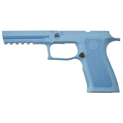 Sig P320 Baby Blue Dyed X Series Full Size Grip Module Part