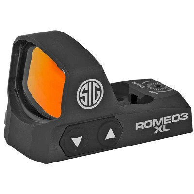 Sig Sauer Romeo 3 XL - Adjustable Reflex 6 MOA Red Dot Sight